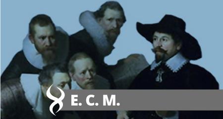 E. C. M.
